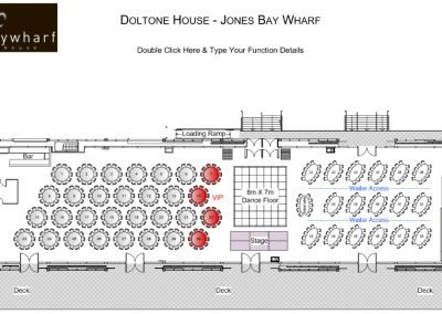 Doltone House Wedding Plan