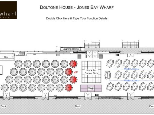 Doltone House Wedding Plan