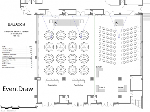 EventDraw sample plan