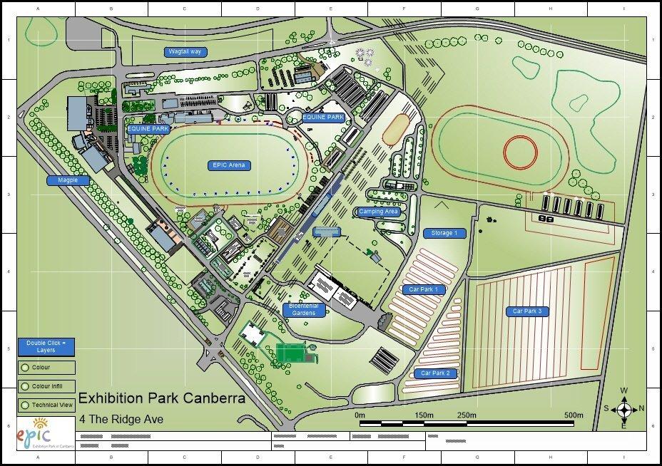 Exhibition Park Canberra