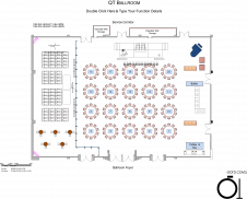 Conference & Dinner Layout