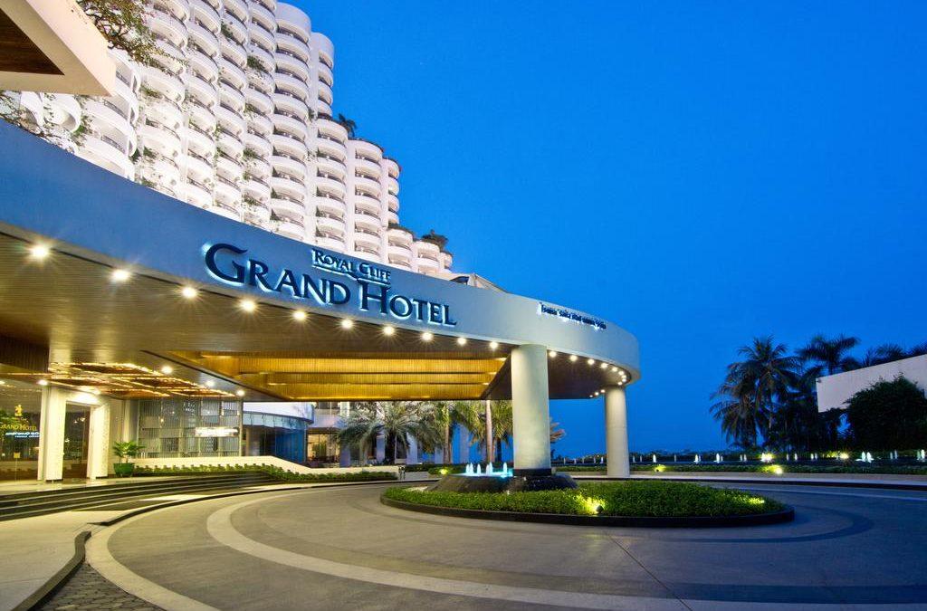 Royal Cliff Beach Resort Thailand