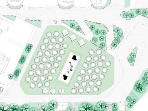 Jupiters Gold Coast Lawn Area Outdoor Layout